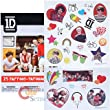 One Direction - 25 Temporary Tattoos by Savvi Stuff
