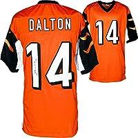 Andy Dalton Cincinnati Bengals Autographed Jersey - Autographed NFL Jerseys from Sports Memorabilia