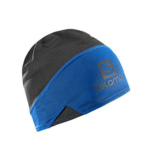 Salomon S-Lab Light Beanie - Berretto per uomo, UOMO, S-Lab Beanie Light, Azul (Blue Yonder / Black), S / M