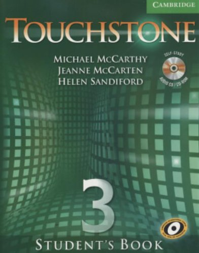 Touchstone Level 3 Student's Book with Audio CD/CD-ROM...