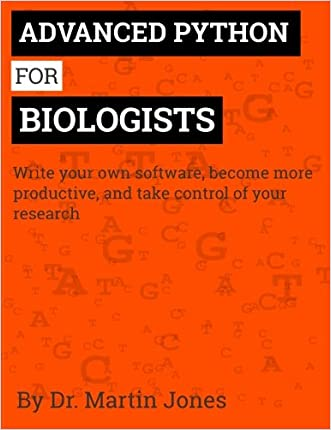Advanced Python for Biologists