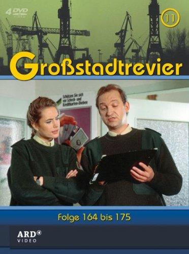Großstadtrevier - Box 11 (Staffel 16) (4 DVDs)