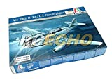 RCECHO® ITALERI Aircraft Model 1/48 Me 262 B-1a/U1 Nachtjager Hobby 2679 T2679 with RCECHO® Full Version Apps Edition