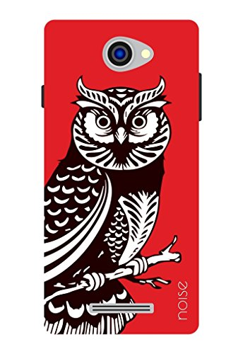 Noise Panasonic P55 Red Owl Printed Cover