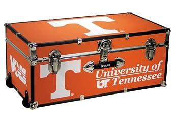Mercury Seward Trunk University Of Tennessee 30-Inch Wheeled Foot Locker by Mercury
