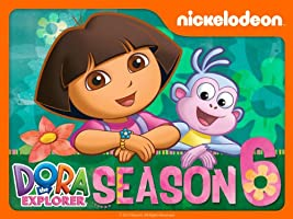 Dora the Explorer Season 6