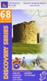Ordnance Survey Ireland Carlow, Kilkenny, Wexford (Irish Discovery Series)