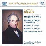 Kraus: Symphonies Vol. 2