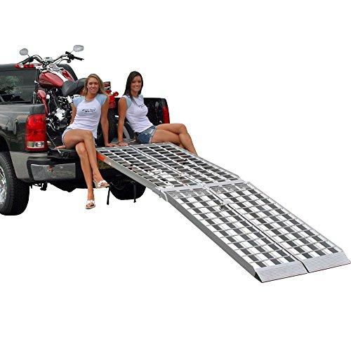 120-Big-Boy-II-Folding-Aluminum-Motorcycle-ATV-UTV-Lawn-Garden-Loading-Ramp