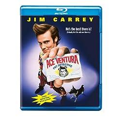 Ace Ventura: Pet Detective [Blu-ray]