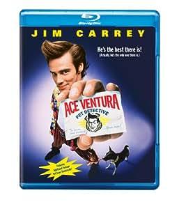 Ace Ventura: Pet Detective (BD) [Blu-ray]