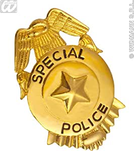 Badge police or