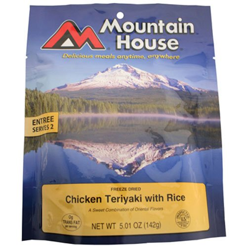 Mountain House Chicken Teriyaki with Rice (Canned Emergency Food compare prices)