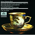 J.S. Bach: Brandenburg Concertos Nos. 1 - 6 � Concertos BWV 1055 & 1060