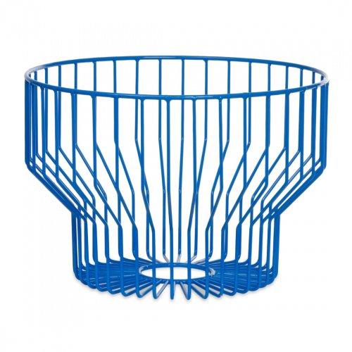 FASHION FOR HOME Schale Furnitive Metall Blau