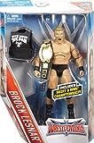 BROCK LESNAR - WWE WRESTLEMANIA 32 ELITE FLASHBACK MATTEL TOY WRESTLING ACTION FIGURE