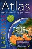 echange, troc Collectif - Atlas socio-économique des pays du monde 2013