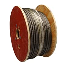 Steel Wire Rope, 6x19 Class Fiber Core