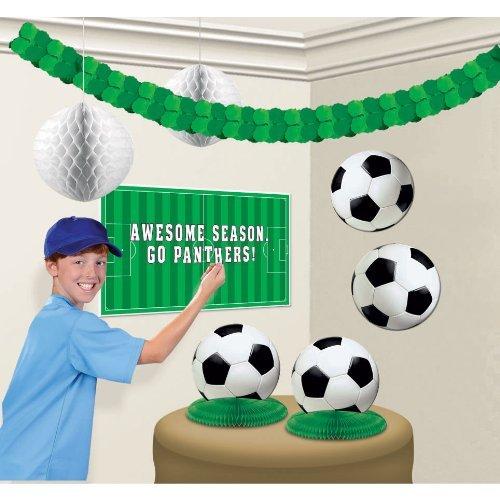 decorating kit customizable soccer by Amscan jetzt bestellen