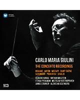 Carlo Maria Guilini-the Concerto Recordings