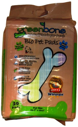 Greenbone Biobase Training Pads, 30-Pack