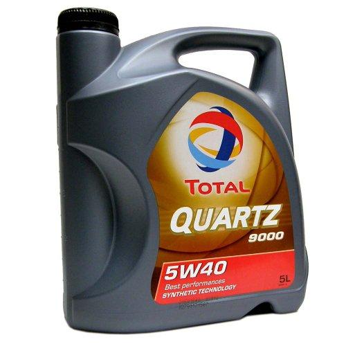 Total quartz energy 9000 5w 40 motor oil by total for Total quartz motor oil