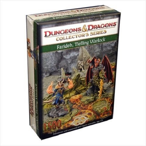Dungeons And Dragons Sundering Farideh & Lorcan 2 Miniature Games