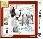 Nintendogs + cats Franz�sische Bulldo...