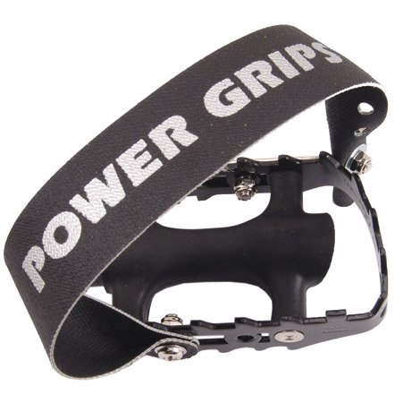 Power Grips Sport Pedal and Strap Set