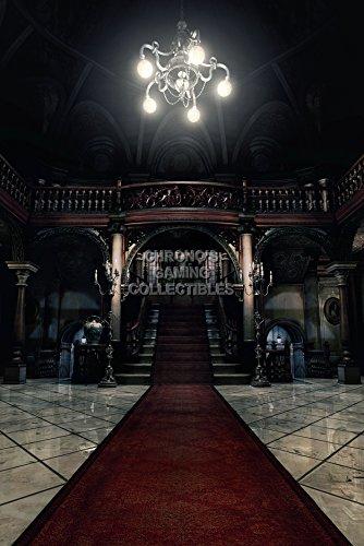 "CGC Poster grande, motivo: ""Resident Evil PS3 PS4, PS1 REE059, Carta, 24"" x 36"" (61cm x 91.5cm)"