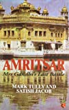 img - for Amritsar Mrs Gandhi's Last Battle book / textbook / text book