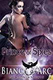 Prince of Spies (Dragon Knights Book 4)