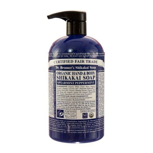 dr-bronner-org-shikakai-peppermint-soap-709-ml-order-6-for-trade-outer