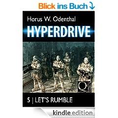 Hyperdrive: 5 Let's Rumble (Hyperdrive - Roman-Serial)