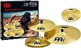 "MEINL マイネル HCS シリーズ シンバルセット Complete Cymbal Set-up 14""Hihat/16""Crash/20""Ride HCS 141620 【国内正規品】"