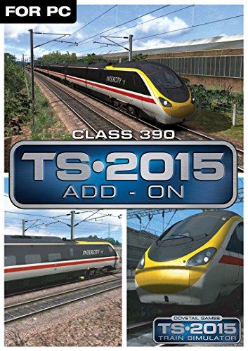 Class 390 Emu Add-On [Download]
