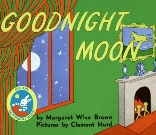 Goodnight Moon Board Book 60th Anniversary Edition