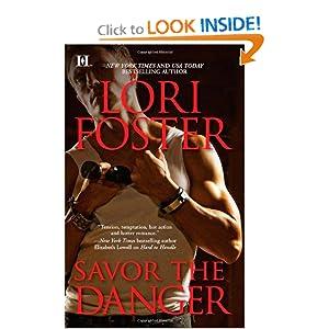 Savor the Danger - Lori Foster