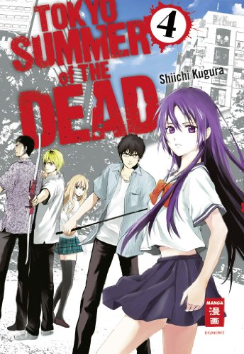 Tokyo Summer of the Dead, Band 4