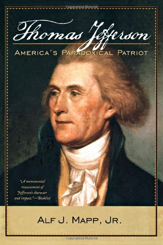 Thomas Jefferson: Westward the Course of Empire (Biographies in American Foreign Policy)