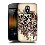 Head Case Thought Introspection Back Case Cover For Samsung Galaxy Nexus I9250