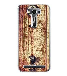 Vintage Control Panel 2D Hard Polycarbonate Designer Back Case Cover for Asus Zenfone Selfie ZD551KL