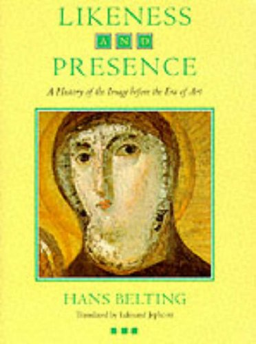 an analysis of early christianity in likeness and presence by hans belting Find great deals for likeness and presence : a history of the image before the era of art by hans a history of the image before the era of art by hans belting (1997, paperback) be the first to write a review about this paperback hans christian andersen books history poetry paperback.