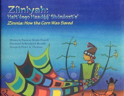 Zinnia: How the Corn Was Saved by Patricia Hruby Powell (2004-01-01)