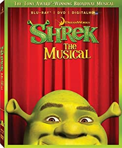 Shrek the Musical [Blu-ray] (Sous-titres français) [Import]