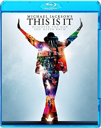 【Amazon.co.jp先行販売】マイケル・ジャクソン THIS IS IT [Blu-ray]