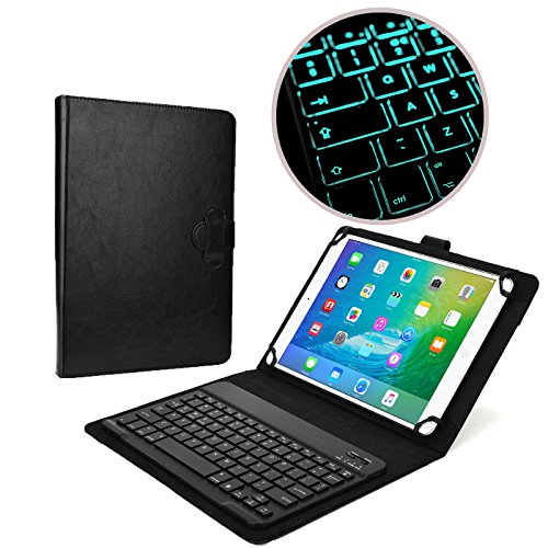 Click to buy Cooper Cases(TM) Backlight Executive Acer Iconia Tab A510/A511/A700/A701/W511 inch Tablet Bluetooth Keyboard Folio in Black (PU Leather, Removable Keyboard w/ LED Backlight; Display Stand) - From only $39.95
