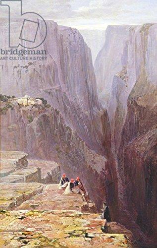 alu-dibond-bild-70-x-110-cm-zagori-greece-1860-oil-on-canvas-bild-auf-alu-dibond