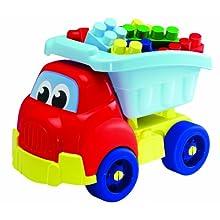Ecoiffier Maxi Abrick Truck With Bricks (30 Piece)