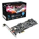 Asus Xonar DGX 5.1 Sound Card (PCI Express 1.0, Smart Volume Normalizer, Xear 3D Virtual Speaker Shifter, Magic Voice)